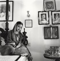Dayanita Singh, Sumona Ghosh, Calcutta 1999/2005. Deutsche Bank Collection