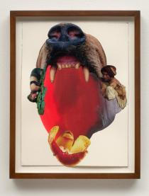 Wangechi Mutu, Bear, 2008; Collection of the artist; Photo: Robert Wedemeyer; Courtesy of Susanne Vielmetter Los Angeles Projects