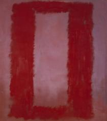 Mark Rothko, Red on Maroon, 1959, Tate ©1998 by Kate Rothko Prizel and Christopher Rothko