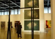 Exhibition view. �Gerhard Richter. Panorama� at the Neue Nationalgalerie, Berlin. Photo Achim Drucks