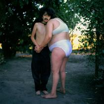Alessandra Sanguinetti, The Couple, from the series The Adventures of Guille and Belinda and the Enigmatic Meaning of their Dreams, 1999