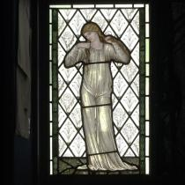 Edward Burne-Jones, Designer, Elaine, 1870